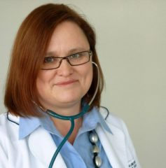 Dr Katarzyna Gadomska-Prokop