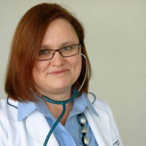 Dr n. med. Katarzyna Gadomska-Prokop